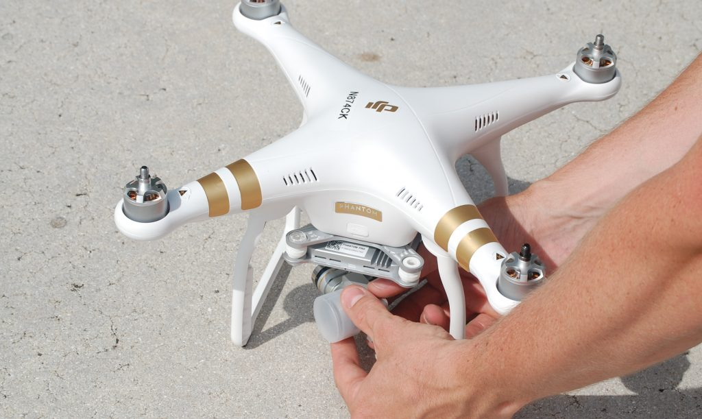 Online study course for Drones